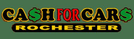 Cash For Cars, Rochester NY logo